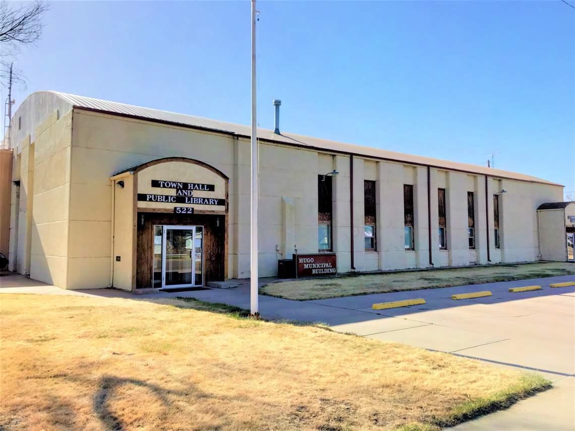 Hugo Town Hall